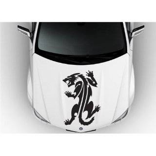 MUSTANG HORSE FORD DODGE HOOD VINYL DECAL STICKER 048