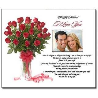 Romantic I Love You Poem   You Can Personalize It By Adding a Photo