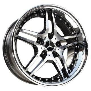 XIX X15 Wheels 22X8.5 22X10 MERCEDES BENZ MBZ C S E Class