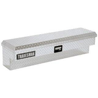 Aluminum Side Mounted Pickup Truck Tool Box Storage