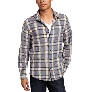 Volcom Mens Warner Long Sleeve Shirt Clothing
