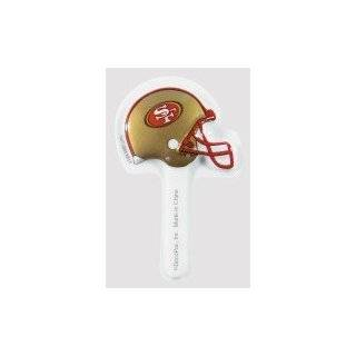San Francisco 49ers NFL Cupcake Picks (12 Pack)