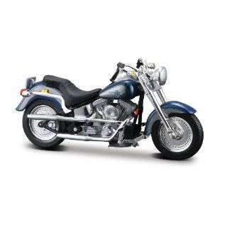 Harley Davidson Model Kit, 2001 FXST Softail Standard