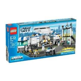 Lego City Police Station Toys & Games