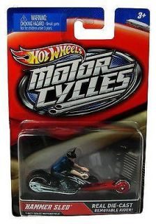 Hot Wheels Hammer Sled Diecast Car