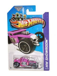 Hot Wheels Bone Shaker Diecast Car
