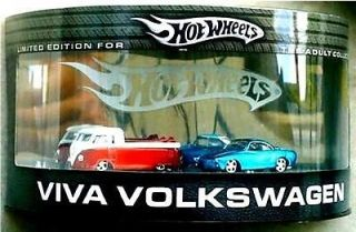 Hot Wheels Viva Volkswagen Diecast Car