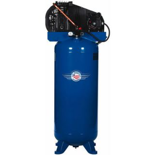 New Quincy Air Master 3 5 HP 60 Gallon Single Stage Air Compressor