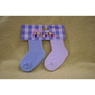 Lee Middleton Blue Play Baby Doll Socks