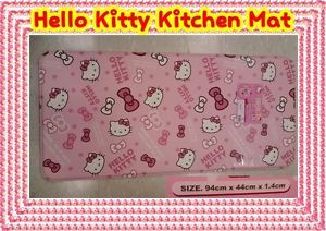 Hello Kitty Bathroom Mat