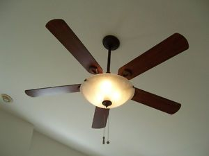 "Hunter 60"" Stonebridge Ceiling Fan 28870 420"