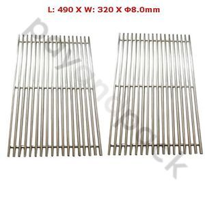 PayandPack Weber BBQ Grill Stainless Steel Rod Cooking Grate Grid 7528 2pk