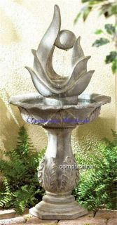 Classic and Modern Water Fountain Indoor Outdoor