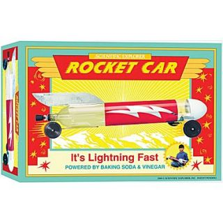Poof Slinky Scientific Explorers Rocket Car Kit