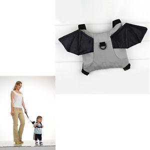 Safety Harness Baby Toddler Bat Bag Backpack Strap Rein Anti Lost Walking Wings