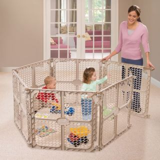 New Summer Infant Secure Surround Play Pen Baby Safe Portable Gate