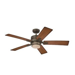 "Emerson Fans CF880VS 54"" Amhurst Ceiling Fan with Remote Control and Light Kit I"