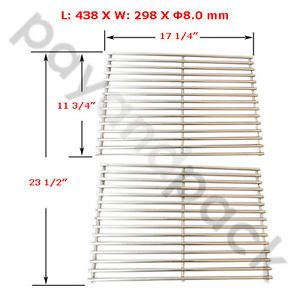 Weber BBQ Replacement Stainless Steel Rod Cooking Grid Grate 7527