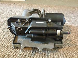 02 09 Envoy Trailblazer Air Suspension Compressor Pump