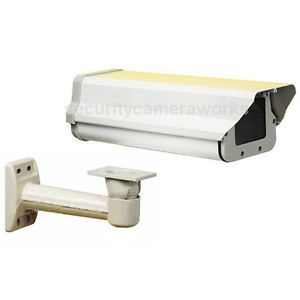 Outdoor Heavy Duty CCTV Security Camera Housing Enclosure and Mount BQ1
