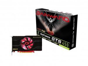 Gainward NVIDIA GeForce GTS 450 1GB 1024MB DVI HDMI VGA Graphics Card