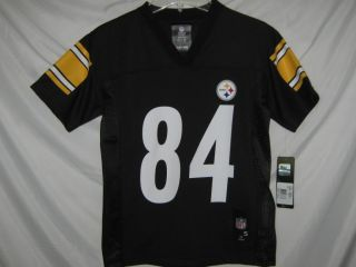 Pittsburgh Steelers NFL 2013 Youth Jersey $50 Antonio Brown Black x Large 18 20