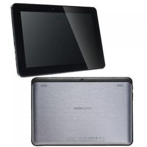 "New 10 1"" inch Hannspree Android HD Tablet Quad Core PC Metallic 1280x800 Screen"