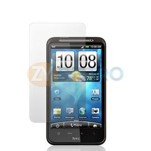 Clear LCD Screen Protector Guard for HTC Inspire 4G