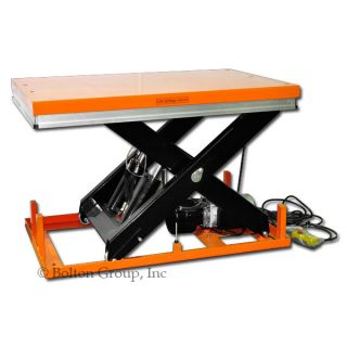 Bolton Tools New Stationary Powered Hydraulic Lift Table 8800 lb ET4001
