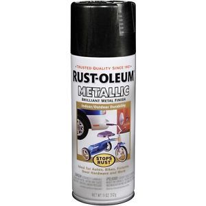 Rust Oleum 248636 11 Ounce Metallic Finish Spray Paint Oil Rubbed Bronze