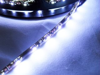 5M 16ft Waterproof LED Flex Strip Decorate Light White