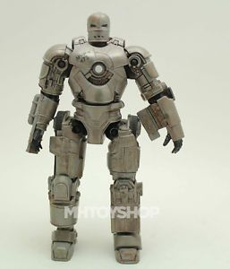 Iron Man Marvel Legends Movie Series Mark I 1 01 Action Figure