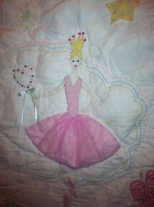 Simply Shabby Chic Kids Ballerina Bedding Twin Comforter