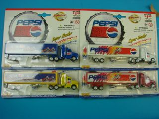 Nylint Golden Hauler 6 Truck Lot Semi Tractors K Line Train La Z Boy True Value