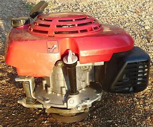 Honda GXV140 135CM3 Lawn Mower Motor Red 3HP 215 Harmoney Mower Used