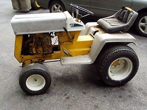 International Cub Cadet 147 Hydro Garden Tractor Riding Lawn Mower Project Parts