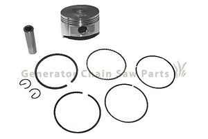 Gas Honda Generator Lawn Mower Engine Motor Piston Kit GX100 GX 100 Parts