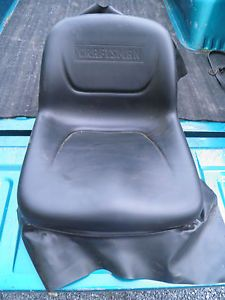 Black Craftsman Tractor Seat Cover Garden Rider Riding Lawn Mower