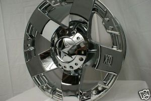 "18 20 22 24"" inch Chrome Rockstar Rockstars Wheels Rims"