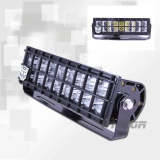 "Transformer Logo 10"" Tuff Hi Intensity LED Off Road Light Single"
