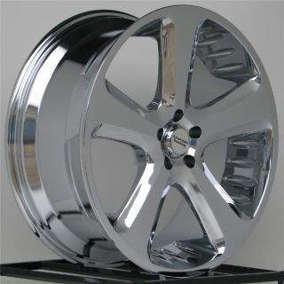 26 inch Chrome Wheel Rim Toyota Tundra Sequoia 5x150