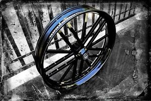 "26"" inch Custom Motorcycle Wheel for Harley Bagger Touring Streetglide New"