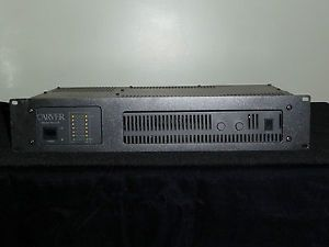 Carver PM 2 0T 2 Channel Pro High Power Amplifier 625 Watts per CH