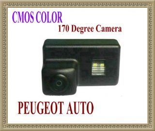 Car Rear View Reverse Camera for Peugeot 307SM 308SW 206 207 307 Sedan 407