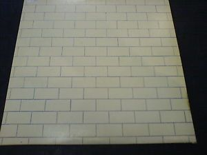 Pink Floyd The Wall 2 LP Matrix Numbers SHSP 4111 A 2U B 3U 4112 A 3U B 3U