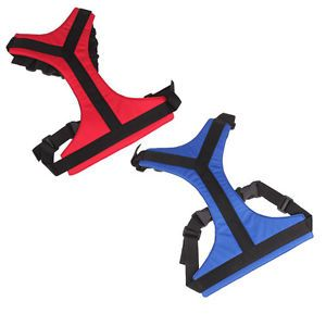 Red Blue Universal Fit Car Vehicle Pet Dog Safety Seat Belt Adjustable Harness