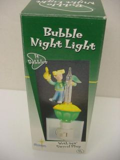 Green Bay Packers cheesehead Bubble Night Light Roman