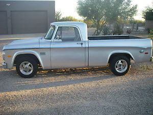 1970 Dodge Pick Up Truck RAM D100 Other Plymouth