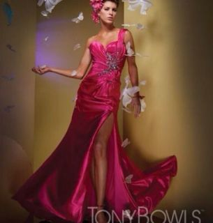 Tony Bowls Gown Prom Dress