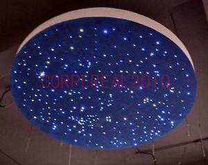 Star Fiber Optic Light for Indoor Outdoor Ceiling Light Wall Lamp Decoration